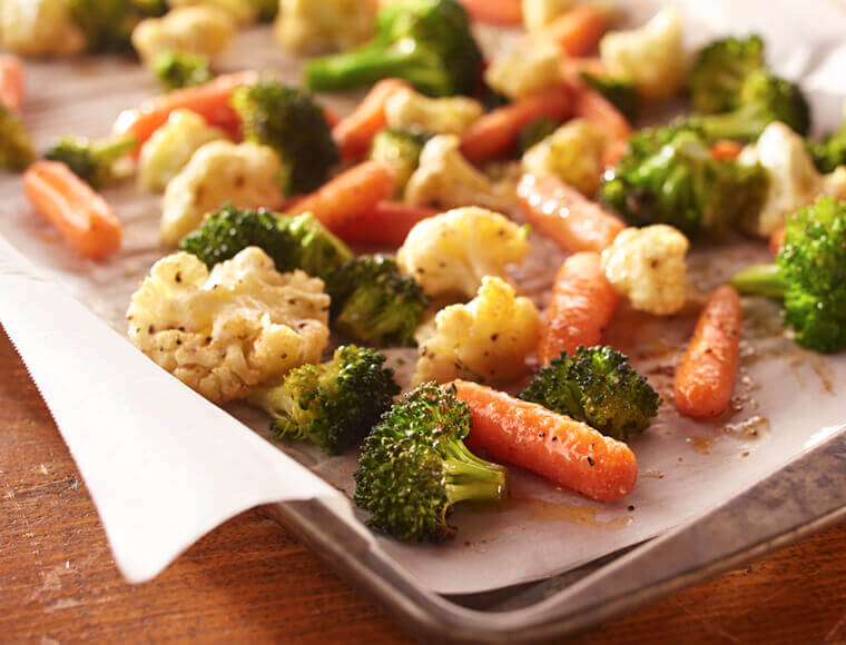 Oven Roasted Vegetables Recipe Land O Lakes