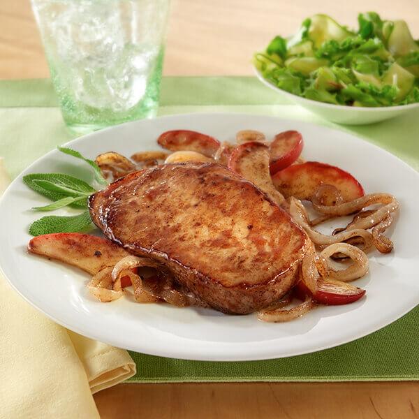 Apple Pork Chop Recipe