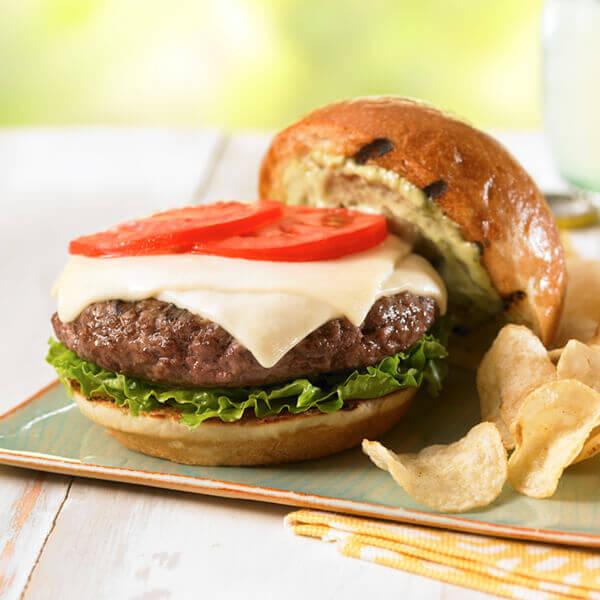 Pesto Burgers Image