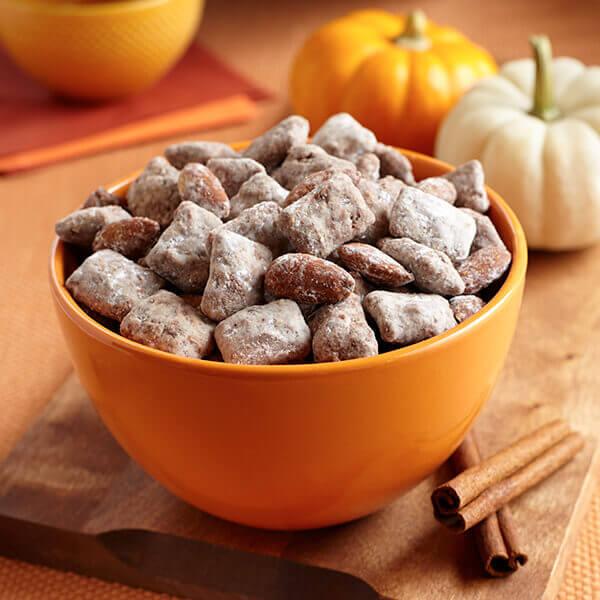 Pumpkin Spice Puppy Chow Image