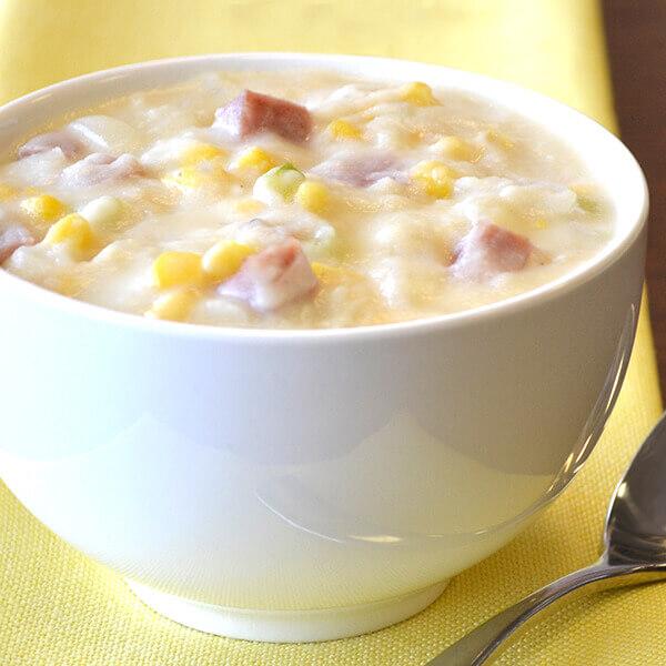 Quick Corn Chowder Image