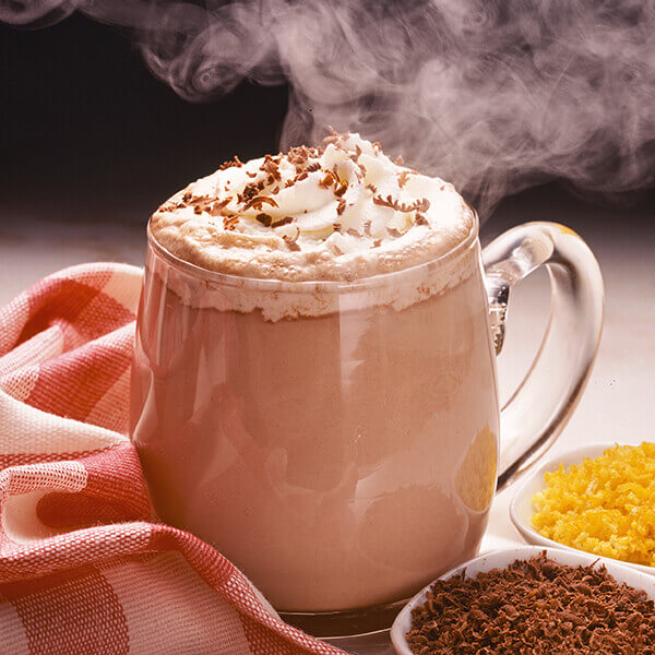 Rich N Creamy Hot Chocolate Recipe Land O Lakes