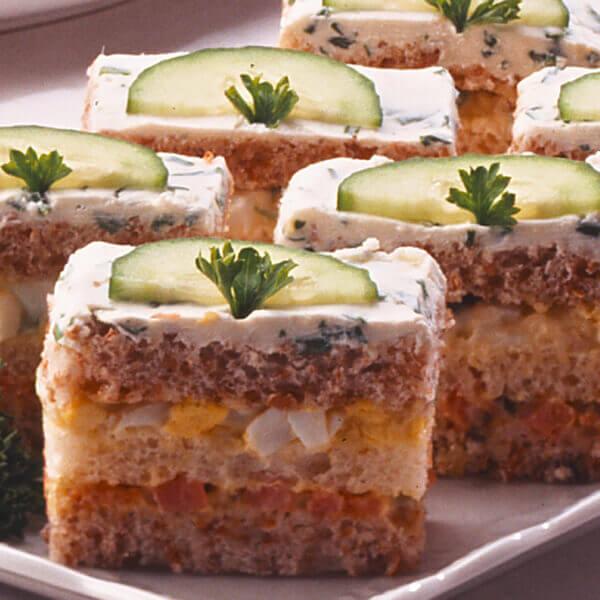 Ribbon Sandwiches Image