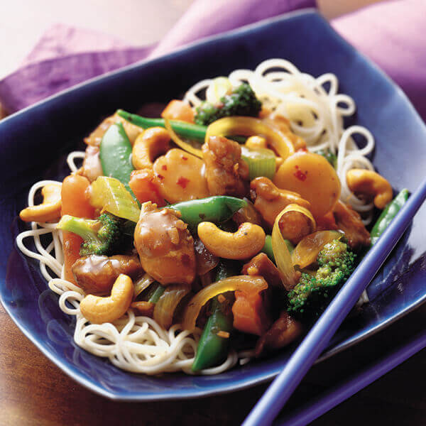 Slow Cooker Stir-Fry Lo Mein Image