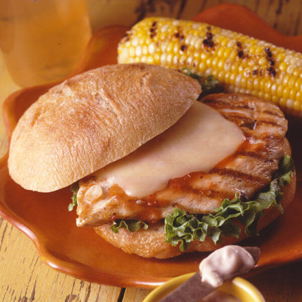Southwestern Grilled Chicken Sandwiches Recipe Land O Lakes