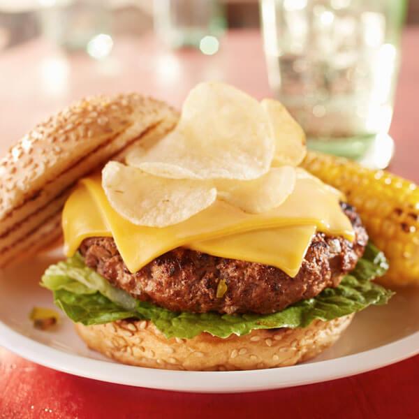All-In Burgers recipe