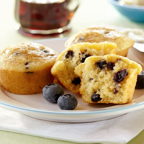 Blueberry Pancake Poppers Image