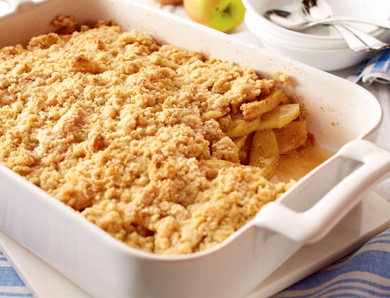 Apple Cobbler Recipe Land O Lakes
