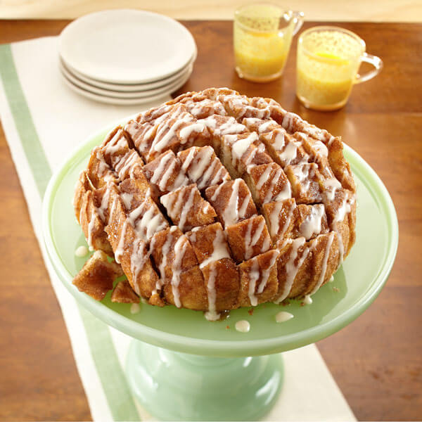 Cinnamon Pull-Apart Party Loaf recipe
