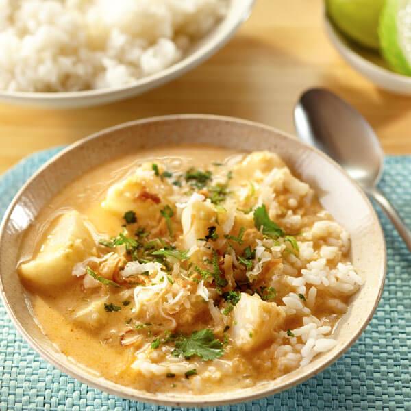 Thai Coconut Fish recipe