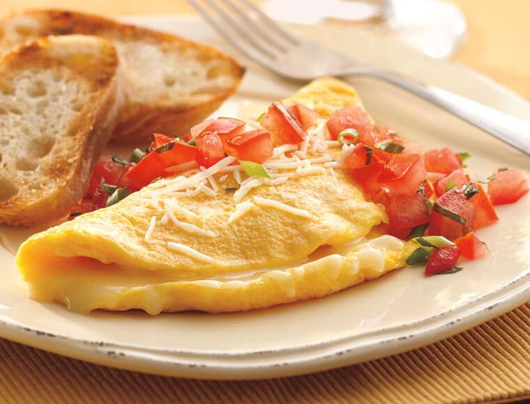 Ricetta In Italian To English.Italian Omelet Recipe Land O Lakes