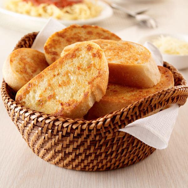 Toasted Garlic Parmesan Bread recipe