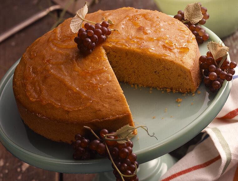 Sweet Potato Pound Cake Recipe | Land O'Lakes