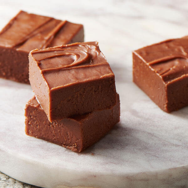 Easy Microwave Fudge Recipe Land O Lakes