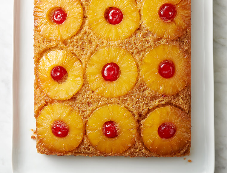 Pineapple Upside Down Cake Recipe Land O Lakes