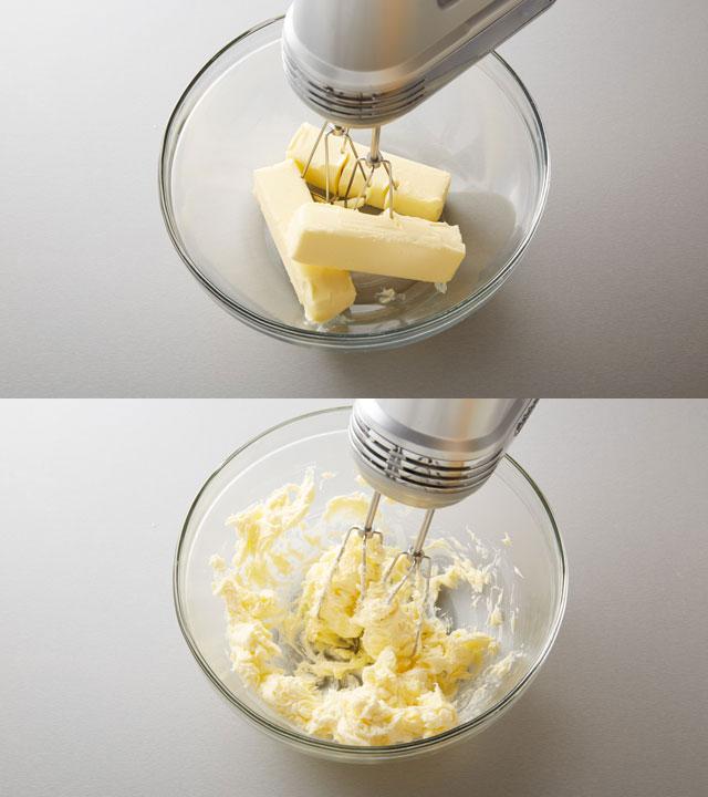 Beating Butter