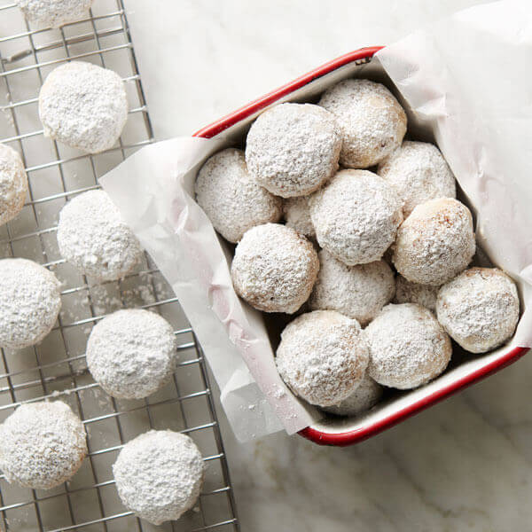 Snowball Cookies Recipe | Land O'Lakes