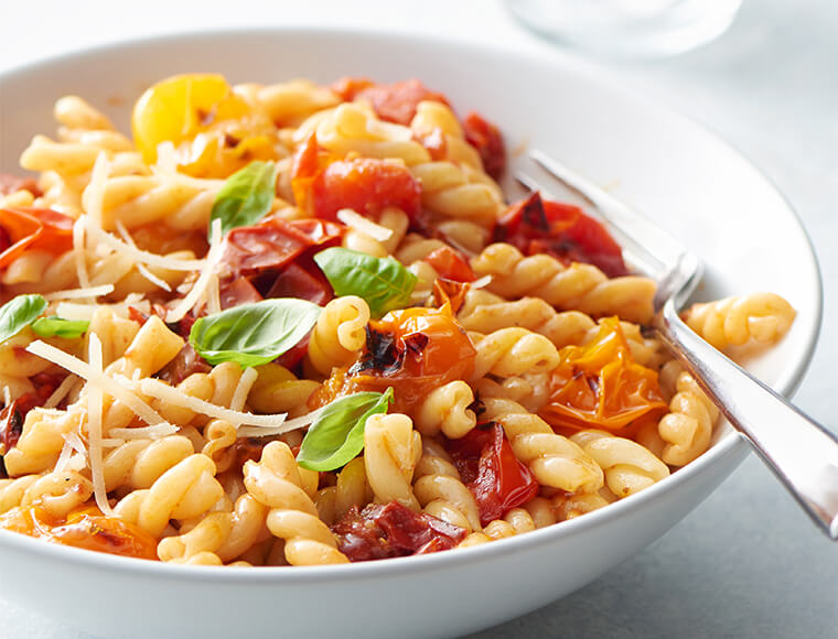 Weeknight Pasta with Tomato Butter Sauce recipe