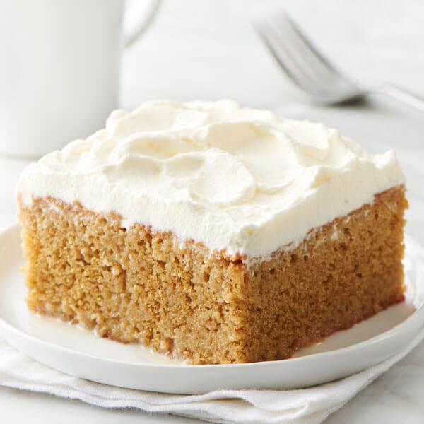 White Russian Tres Leche Cake
