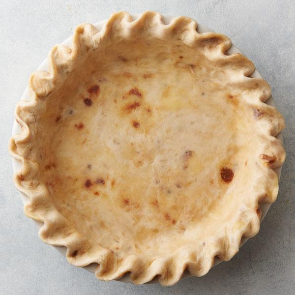 Browned Butter Pie Crust Recipe