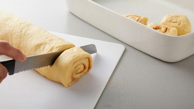 Cutting into Rolls