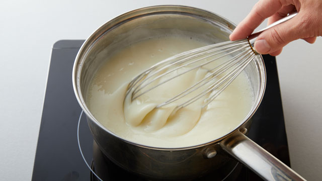 Whisking Pudding