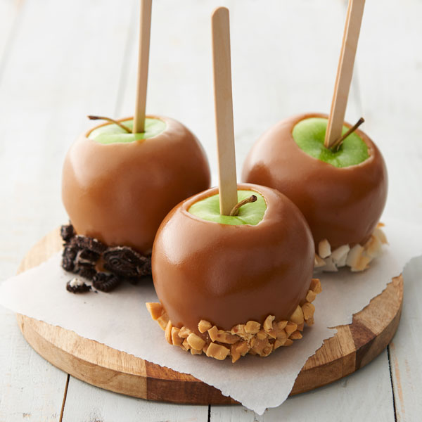 Favorite Caramel Apples Land O Lakes Recipe Land O Lakes