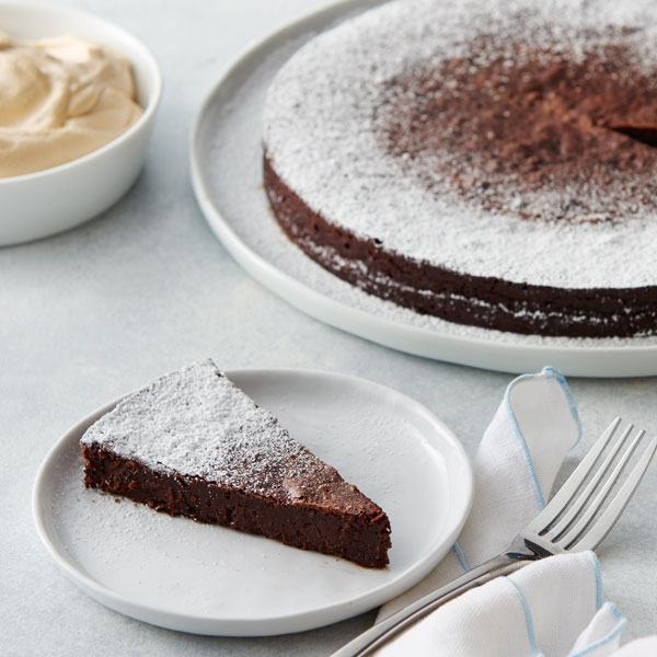 Flourless Chocolate Espresso Cake Recipe Land O Lakes Recipe Land O Lakes