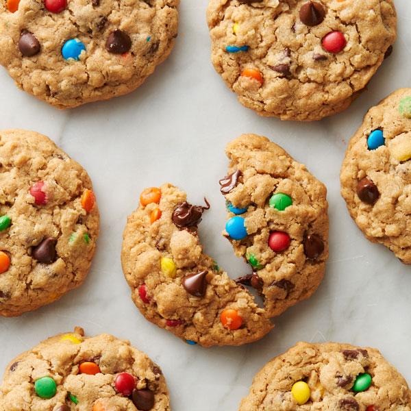 Peanut Butter Monster Cookies Recipe Land O Lakes Recipe Land O Lakes