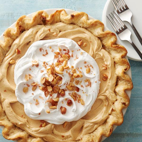 Fluffer Nutter Browned Butter Pie Recipe