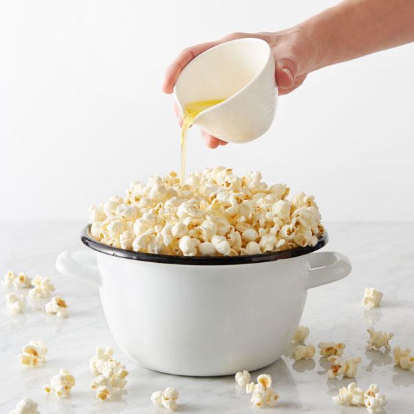 Buttered Popcorn recipe