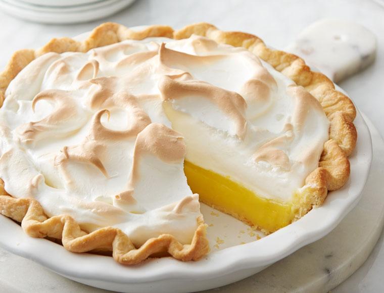 Lemon Meringue Pie Recipe   Land O'Lakes