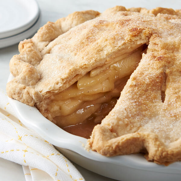 Blue Ribbon Apple Pie recipe