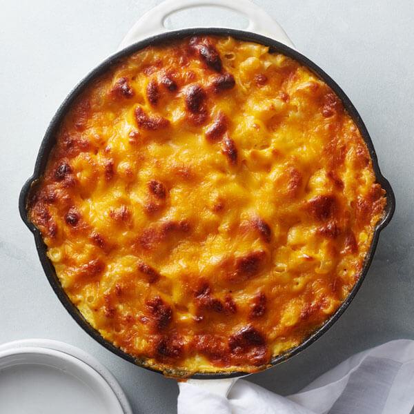 Skillet Macaroni & Cheese recipe