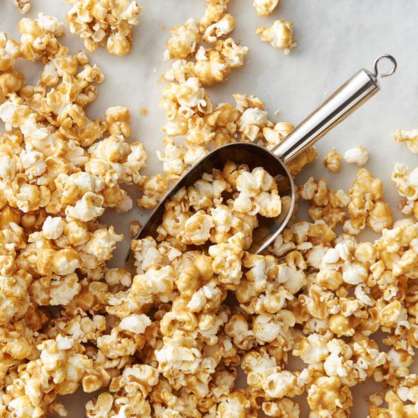 Maple Caramel Corn recipe
