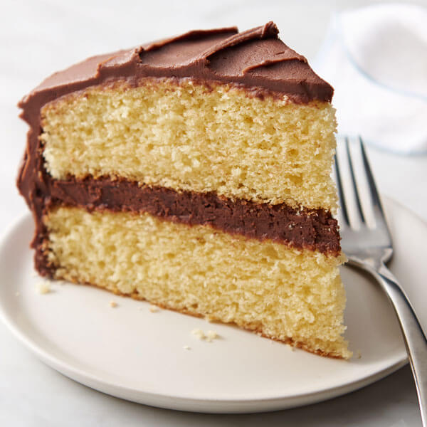 Classic Yellow Butter Cake recipe