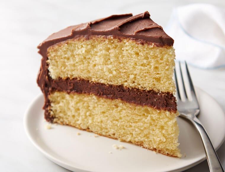 Yellow Butter Cake Recipe Land O Lakes