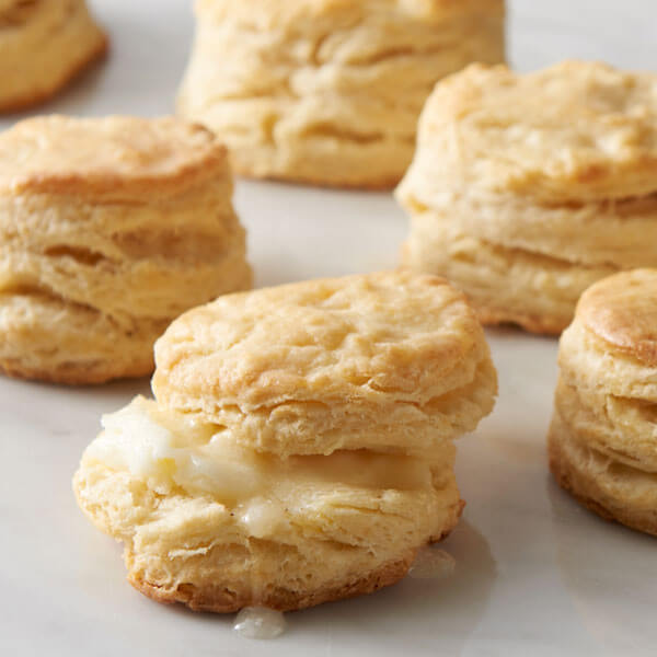 Perfect Buttermilk Biscuits Image