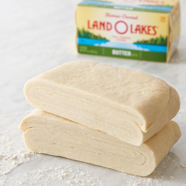 Short-Cut Puff Pastry recipe