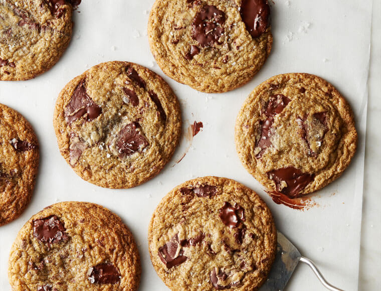 Chocolate Chip Cookie Recipes Collection
