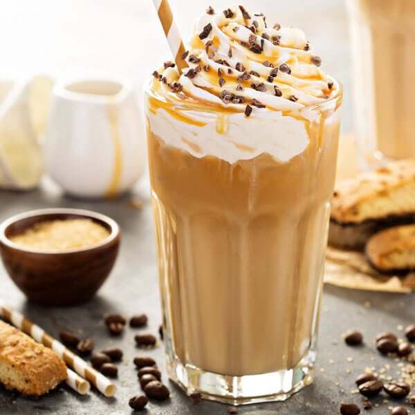 Caramel & Cocoa Shake recipe