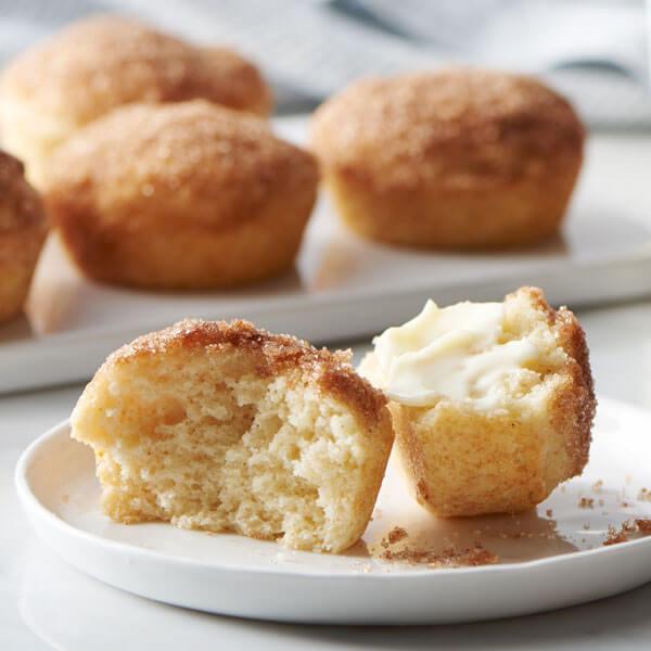 Doughnut Puffs recipe