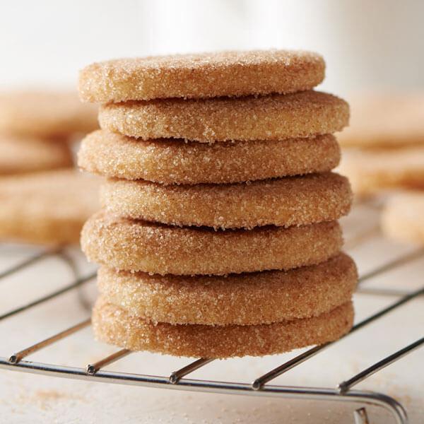 Slice & Bake Cinnamon Crisps recipe