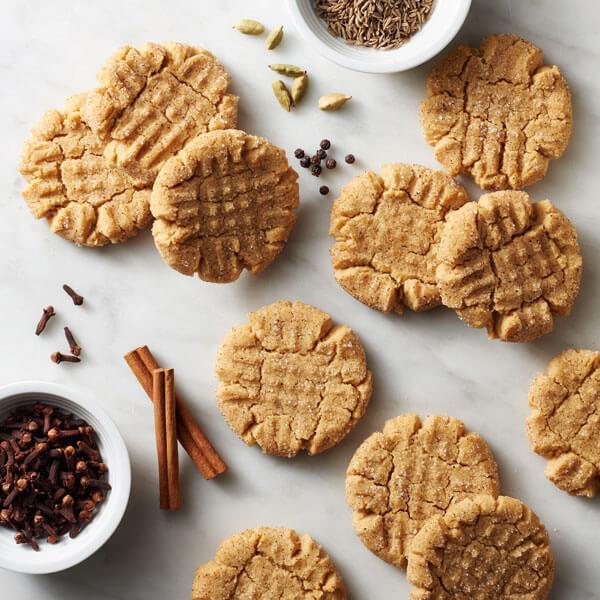 Small Batch Peanut Butter Cookies recipe