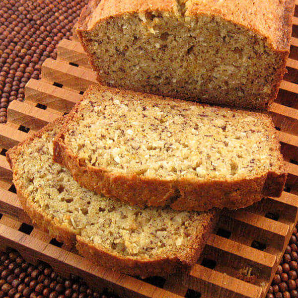Tropical Banana Bread   Image