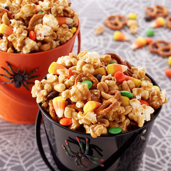 Trick-Or-Treat Caramel Corn Image