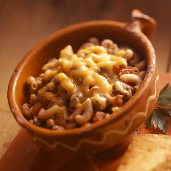 Taco Macaroni Skillet Image