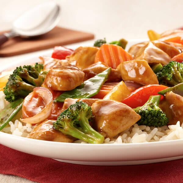 Teriyaki ChickenStir Fry Recipe