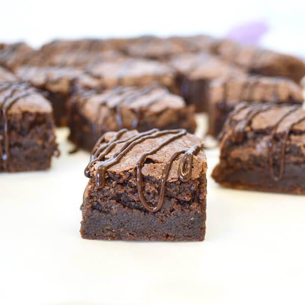 Ultimate Fudgy Brownies Image
