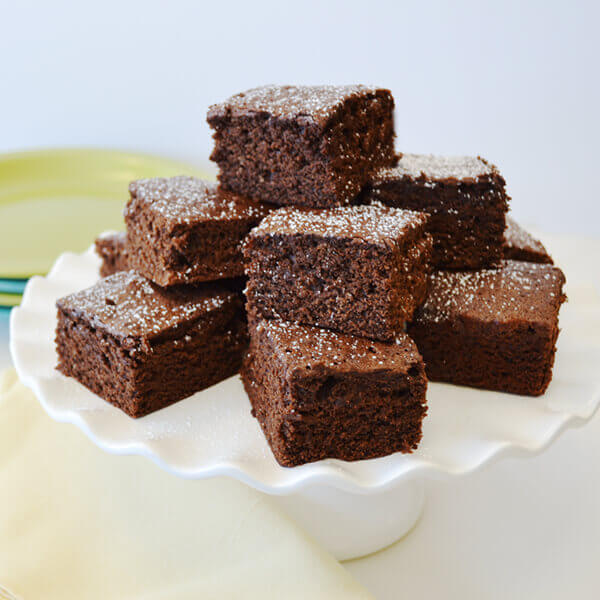 Ultimate Cakey Brownies